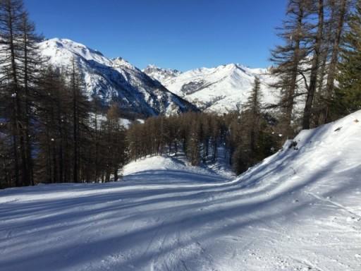 Le ski dans les Alpes du Sud : 300 jours de soleil par an